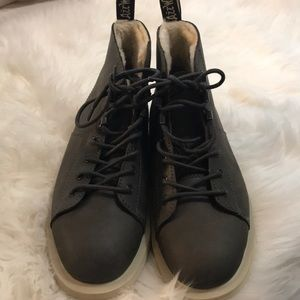 a629c6c255 Dr. Martens Shoes   Dr Martens Les Wyoming Boot Gray 8   Poshmark